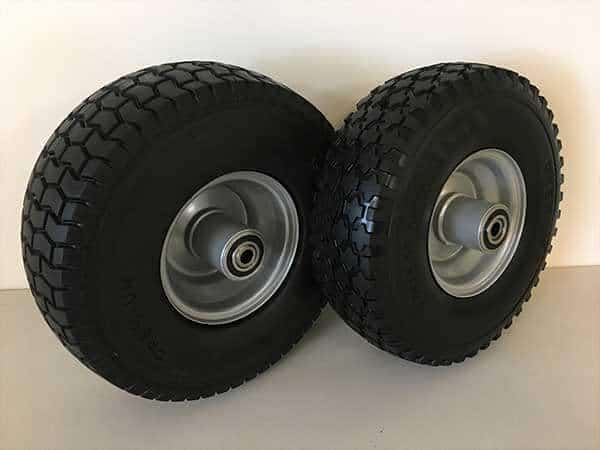 RC Flat Proof Urethane Tires